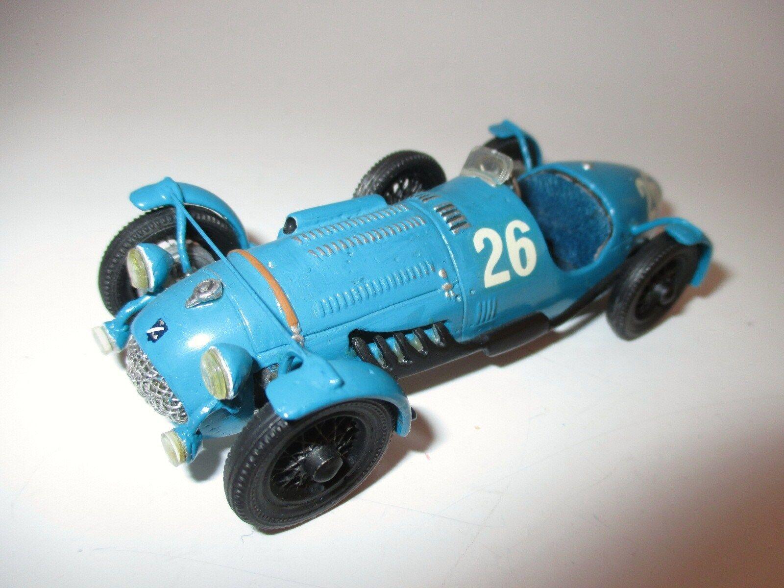 Talbot-Lago T 23 GS  1950  RACING CAR  26, AUTO REPLICAS in 1:43 - interamente a mano