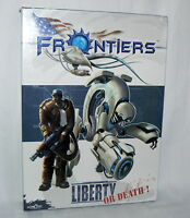 Brand Frontiers Liberty Or Death Asmodee Board Game