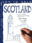 How to Draw Scotland by Mark Bergin (Paperback, 2014)