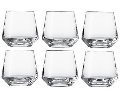 6er Set Schott Zwiesel Pure Whisky klein 8545/89 Whiskygläser (/112844) 306ml