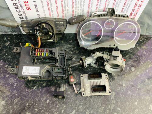 Vauxhall Astra J MK6 2.0 CDTi A20DTH ECU Kit Lock Set 55485466//0281031379