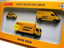 "Wiking Post PMS 81-11 ""Aktie Gelb"" - 3tlg. Set"