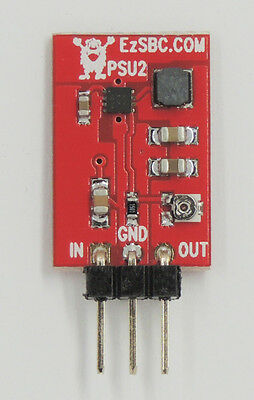 3-Terminal 1A Adjustable Switching Voltage Regulator Power Supply