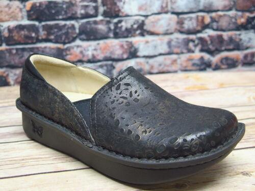 Alegria Debra Treasure Leather Slip On *DEB-845