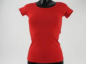 Diesel-uftee-ally-Camiseta-Rojo-00cv2-00sgx-401-CON-CAJA-Nuevo-Tallas-XS-S-M