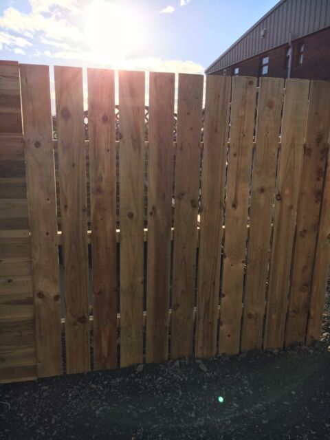 wooden fence panels 8ft 2 4m 6ft 1 8m garden arched square