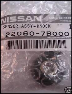 Details about Genuine 3 3L KNOCK SENSOR fits Nissan Frontier Pathfinder  Xterra Quest
