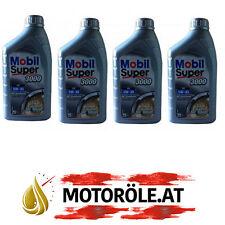 4 Liter 5W-30 Mobil Super 3000 XE 5W30 Motoröl Ford WSS-M2C 917-A dexos2