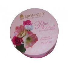 Bronnley PINK BOUQUET de polvo de polvoreda 75g