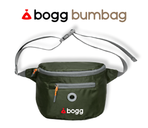 bogg-Dog-walking-bumbag-Poop-bag-dispenser-amp-waste-carrier-roll-Khaki-green