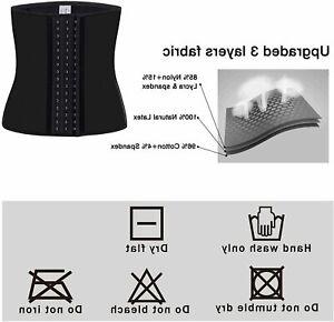 Women-Waist-Trainer-Corsets-for-Weight-Loss-Waist-Cincher-Black-Size-Large