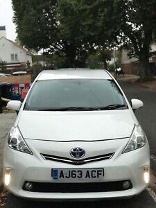 Toyota-Prius-plus-63-registered-2014-7-seats-petrol-hybrid-auto-MOT-till-feb2021