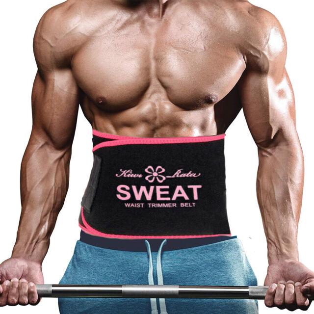 Women Abdomen Fat Burner Belly Compression Body Shapers Slim Waist Trainer Belt