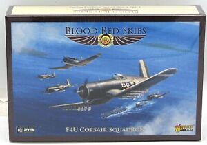 Blood-Red-Skies-772211006-F4U-Corsair-Squadron-US-WWII-Fighter-Aircraft-NIB