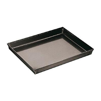 Paderno Sambonet Backform rechteckig Aluminium-Farbe h 3 cm 6 Maße