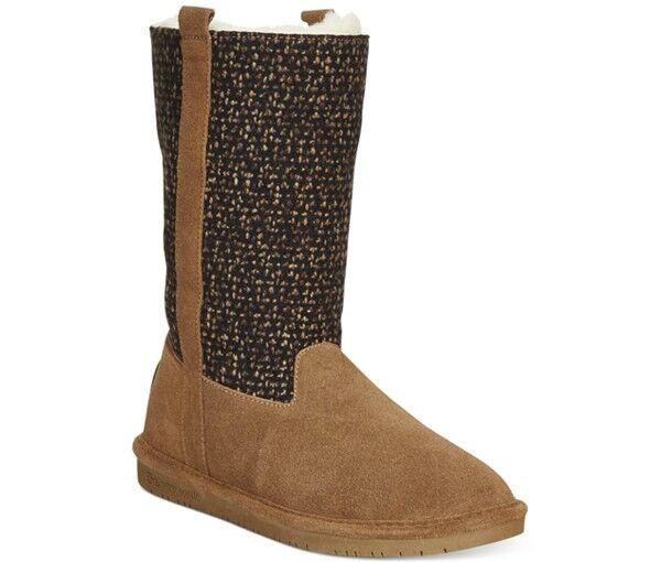 BEARPAW Adrianna Tall Cold Weather Stiefel Hickory Multiple Größes