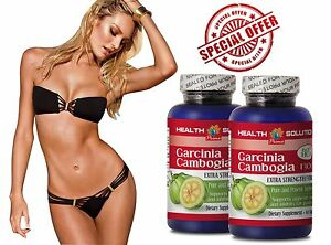 Fat Burner For Men Garcinia Cambogia 60 Hca 1300mg Garcinia