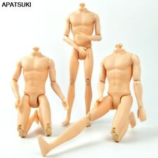 26cm 11 Moveable Jointed Boy Doll Body For Ken Male MAN Body Prince Ken Doll DIY