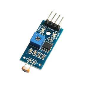 Superb Image Is Loading LM393 Light Sensor Module 3 3 5V Input