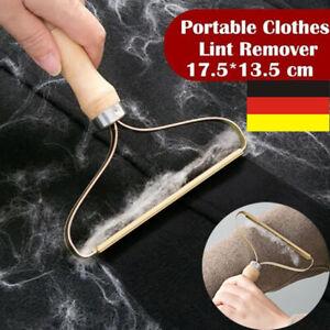 Lint-Remover-Fusselrasierer-Textilrasierer-Fusselentferner-Wollrasierer-Holz-DE