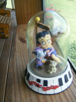 BETTY BOOP 23K Gold Card Sculptured Limited Edition Officially Licensed BOGO *