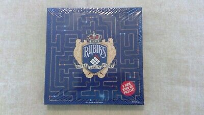 Rubiks Royal Brain Teaser Puzzle Never Used Sealed 440 Pieces