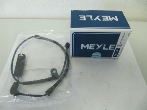 Meyle Bremsbeläge mit Warnkontakt  Mini R55//R56//57//58//59 Satz vorne und hinten
