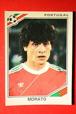 Panini STICKER MEXICO 86  N. 388 PORTUGAL MORARTO WITH BACK  MINT!