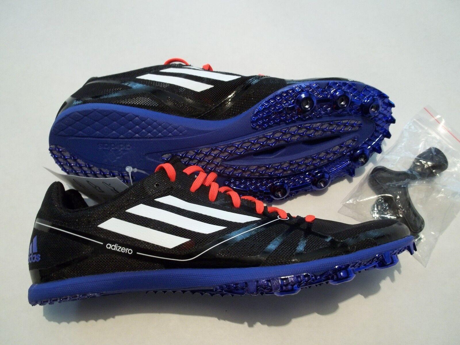 NWT Adidas Adizero Avanti 2 Men's Size 12 Track Shoes Spikes & Tool B23446
