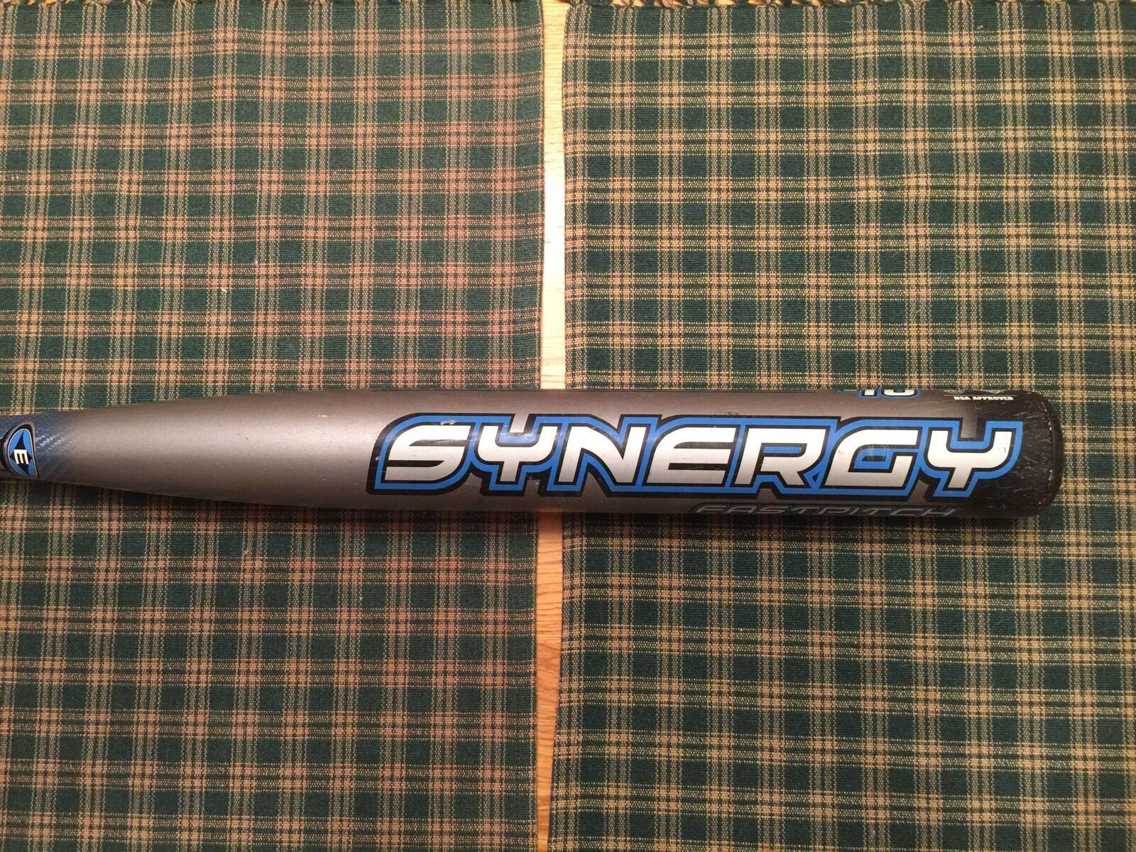 Raro  buen Easton Synergy CNT SCN1B 32 22 (-10) Softbol bate de paso rápido caliente