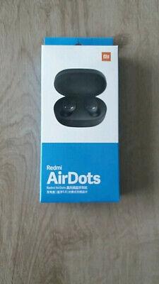 Original Xiaomi Redmi Airdots Casques Bluetooth 5.0 TWS Écouteurs Véritable Noir   eBay