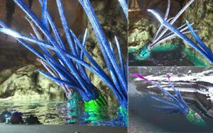 Ark Survival Evolved Xbox One PvE x2 Rainbow Tusoteuthis Fert Eggs (Squid)