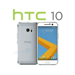 SMARTPHONE-CELLULARE-HTC-10-SILVER-M10-5-2-LCD-2K-4GB-RAM-32GB-3000MAH-12MP