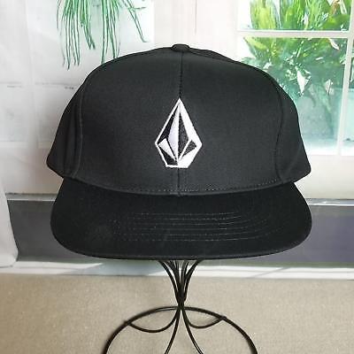 New Volcom Division Mesh Mens Snapback Cap Hat