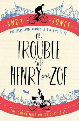 The Trouble Avec Henry Et Zoe Par Jones Andy Bon Used Livre (Livre de Poche)