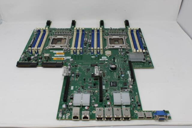SUN X4170 INCLUDES TRAY X4270 M2 SYSTEM BOARD MOTHERBOARD 541-4081 511-1213