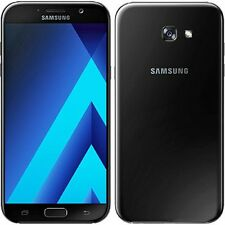 "Samsung Galaxy A5 2017 Duos Dual 32GB 3GB 5.2"" 16MP 16MP Black Sky"