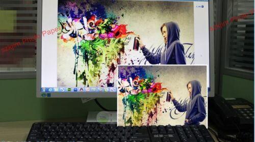 240 230 1000 Sheet A4 180 260 Gsm High Glossy Photo Inkjet Paper Hartwi UK