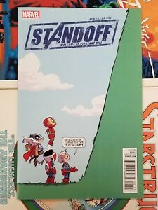 Avengers-Standoff-Welcome-to-Pleasant-Hill-1Young-Variant-Comic-NM-Marvel-J-amp-R