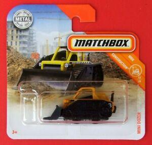 Matchbox-2019-mini-Dozer-29-100-neu-amp-ovp