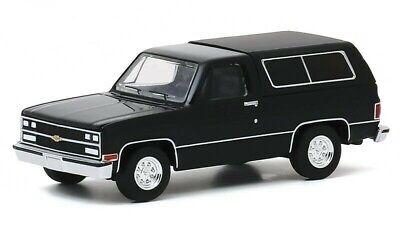 1989 Chevrolet Blazer Black Ace Ventura Film Auto Rr Greenlight 1 64 Neu Ovp Ebay