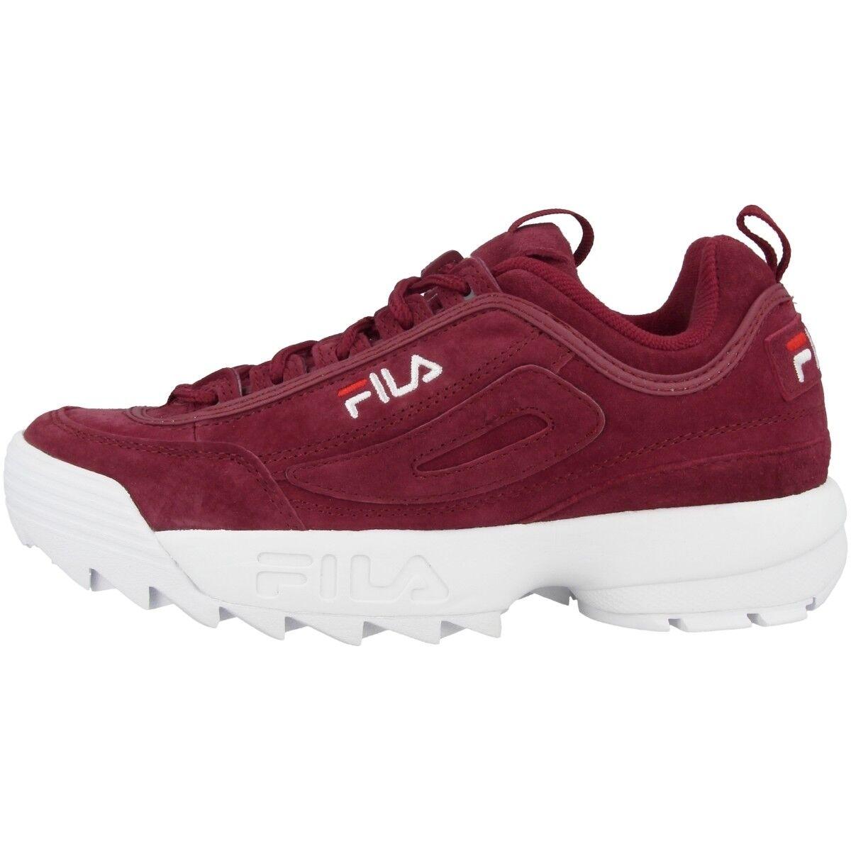 Fila Disruptor S LOW shoes Women Women's Casual Trainers Low shoes 1010553.40K