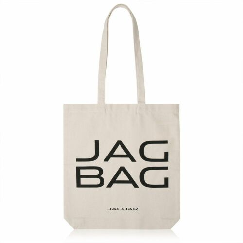Jaguar Collection New Genuine Canvas Tote Shopping Bag 50JELU055WTA