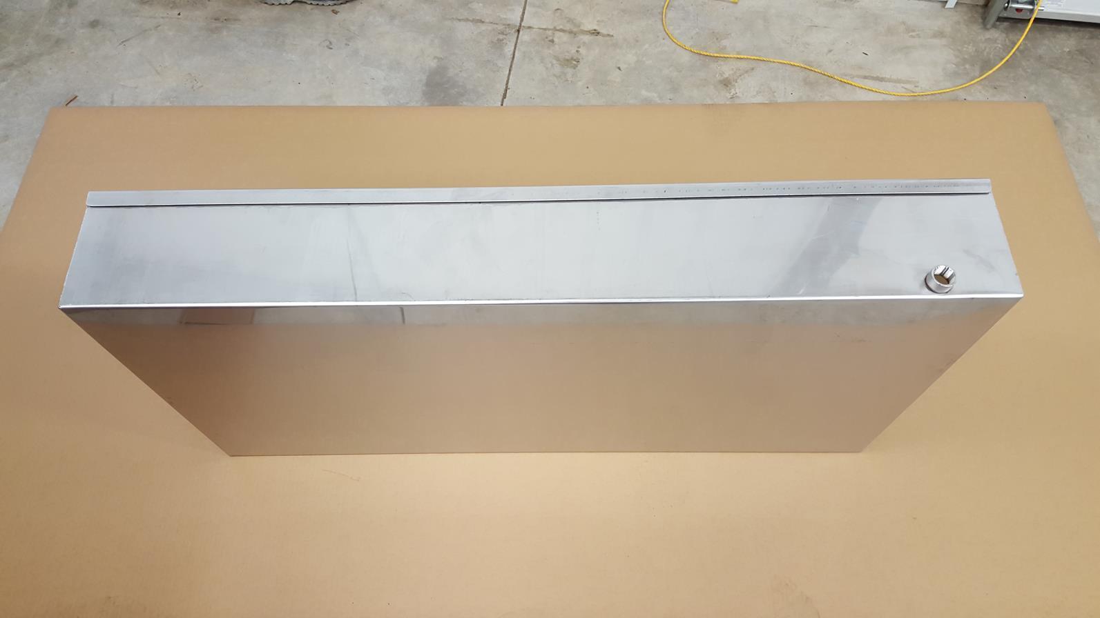Maple Syrup Pan 24x36x7 18 ga ga ga Stainless evaporator coolship 2x3x7 214075