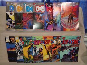 Richard-Corben-MEGA-SET-Den-Rip-in-Time-more-14-Comics-b-20507