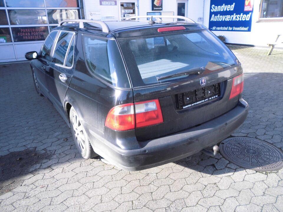 Saab 9-5 2,3 t Vector Estate Benzin modelår 2004 km 344000
