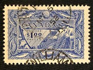 Canada SC #302 Used 1951