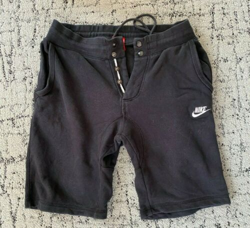 Nike Sportswear Sweat Shorts Black Size Small