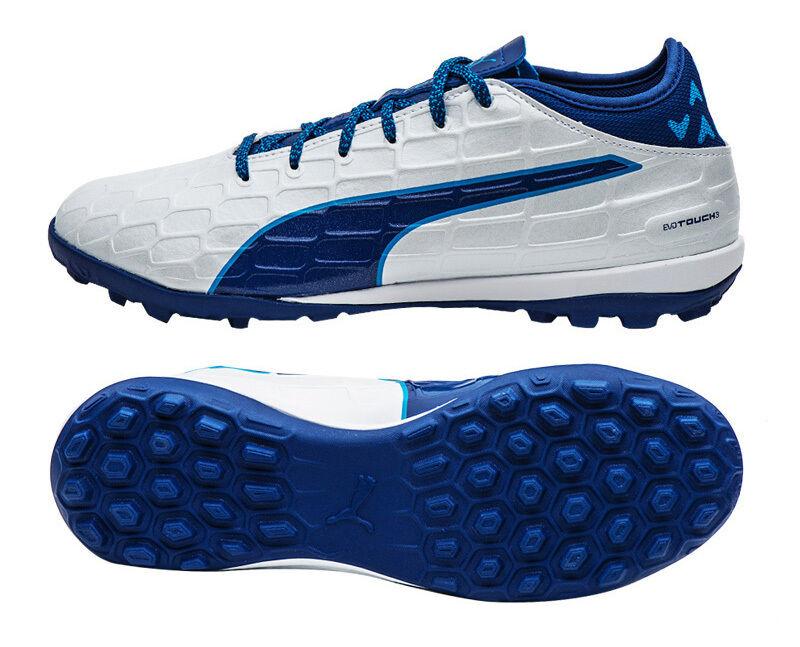 Puma Evo Touch 3 TT TT TT 10375402 Soccer Football Cleats scarpe Futsal Turf Stivali ab4b43