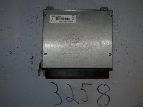 2001 2002 01 02 ACCORD 3.0L COMPUTER BRAIN ENGINE CONTROL ECU ECM MODULE UNIT